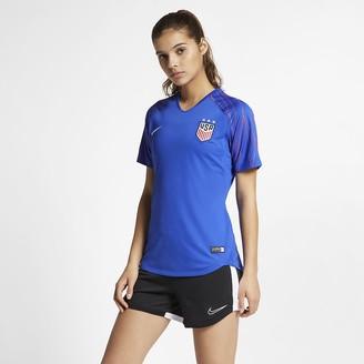 Nike Women's Short-Sleeve Soccer Top Dri-FIT U.S. Squad
