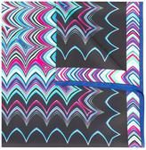 Missoni zig-zag pattern scarf - women - Silk - One Size