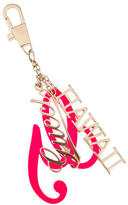 Gucci Hawaii Logo Keychain