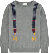 Jean Bourget Wool blend sweater