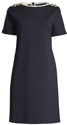 Escada Dinala Knit Sheath Dress