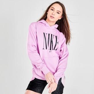 Nike Women's Sportswear Femme Fleece Hoodie