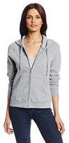 Hanes Women's Full Zip EcoSmart Fleece Hoodie