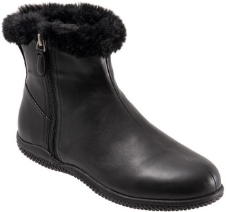 SoftWalk Softwalks Leather Cold Weather Boots - Helena