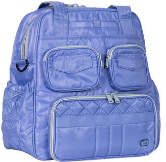 Lug Women's Duffle Bags LAVENDER - Lavender Purple Puddle Jumper Overnight/Gym Tote