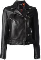 Philipp Plein Rainbow biker jacket