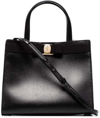 Salvatore Ferragamo Vara shoulder bag