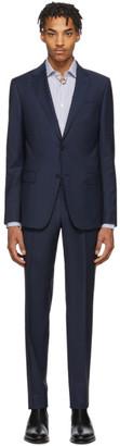 Ermenegildo Zegna Navy Wool Classic Suit