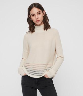 AllSaints Mara Turtle Neck Sweater