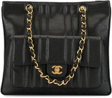 Chanel Pre Owned 1992 CC tote