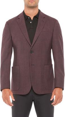 Emporio Armani Men's Deco G-Line Wool Sport Jacket