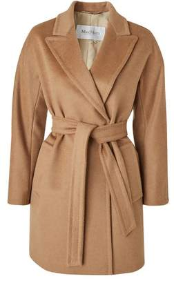 Max Mara Luisa camel hair coat
