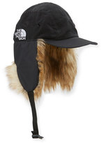 Sacai The North Face®; Faux-Fur Baseball Cap