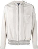 Lanvin bomber shirt jacket - men - Spandex/Elastane/Viscose - 42