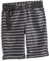 GUESS Horizontal Stripe Shorts (8-20)