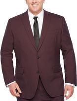 Jf J.Ferrar JF Classic Fit Stretch Suit Jacket-Big and Tall