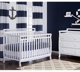 Dream On Me Liberty White Wood 5-in-1 Convertible Crib
