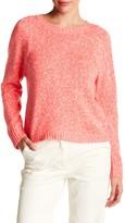 J.Crew J. Crew Boxy Marled Cashmere Sweater