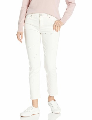 Hudson Women's Zoeey High Rise Straight Jean