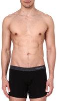 Zegna Elasticated Waistband Boxer Shorts