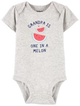 Carter's Baby Boys and Girls Grandpa Original Bodysuit