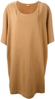 Dries Van Noten T-shirt dress - women - Cotton - S