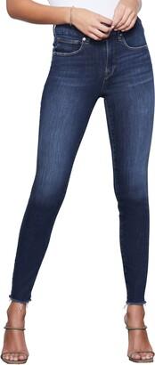 Good American Good Legs High Waist Skinny Jeans