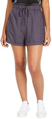 Hurley Bronte Beach Shorts (Thunder Grey) Women's Shorts