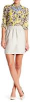 J.Crew Factory J. Crew Factory Linen Blend Skirt