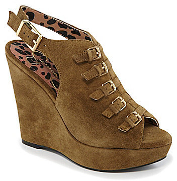 Jessica Simpson Mossley Wedge Sandals