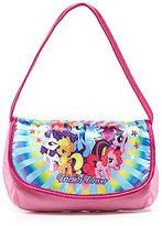 My Little Pony Satin Rainbow Flap Shoulder Handbag