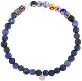 Tateossian Millefiori semi-precious stone bracelet