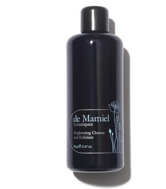 de Mamiel Brightening Cleanse & Exfoliate