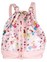 Harrods Flower Girls Drawstring Backpack