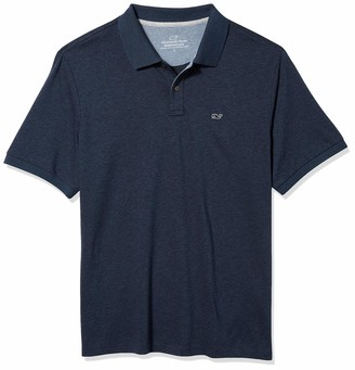 Vineyard Vines Men's Edgartown Short-Sleeve Pique Polo
