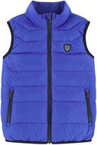 Emporio Armani Sleeveless padded jacket