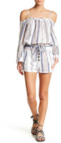 Anama Woven Button Front Short