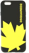 DSQUARED2 logo iPhone 6 case - men - Silicone - One Size