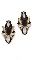 Thumbnail for your product : Erickson Beamon Girls On Film Crystal Statement Earrings