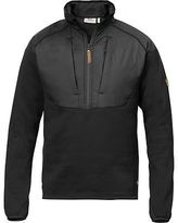 Fjäll Räven Keb Hybrid Fleece Jacket - 1/2-Zip - Men's