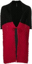 Pierantonio Gaspari Pierantoniogaspari colour block cardigan