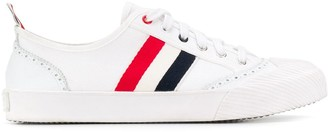 Thom Browne Canvas Brogue Sneakers