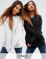 Asos Ultimate Oversized Sweat 2 Pack