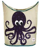 3 Sprouts Octopus Canvas Storage Hamper