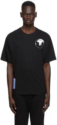 McQ Black World Beyond Relaxed T-Shirt