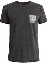 Quiksilver Men's Checkered Past Short Sleeve T-Shirt