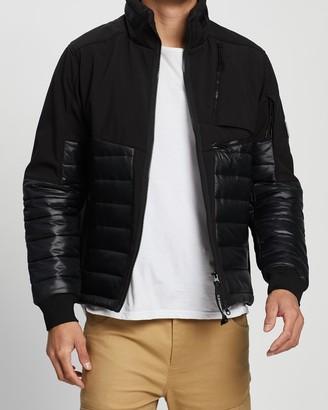 C.P. Company Zip-Up Panelled Jacket