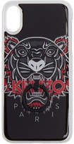 Kenzo Black 3D Tiger iPhone X Case