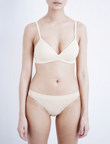 Wacoal How Perfect jersey soft-cup bra