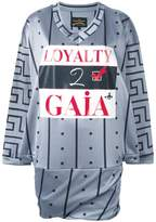 Vivienne Westwood 'Loyalty 2 Gaia' dress